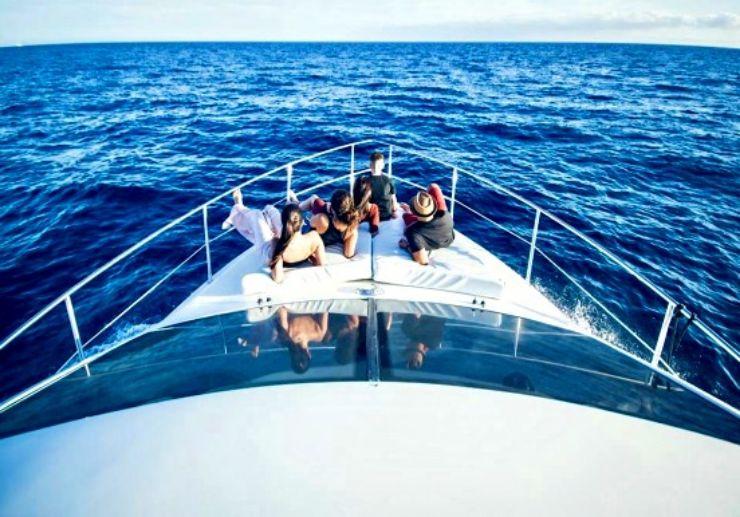 Amazing yacht outing Tenerife