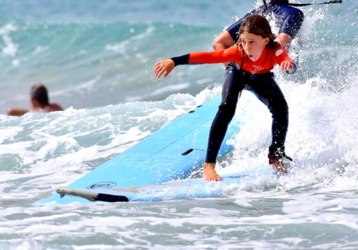 Learn to surf in Fuerteventura