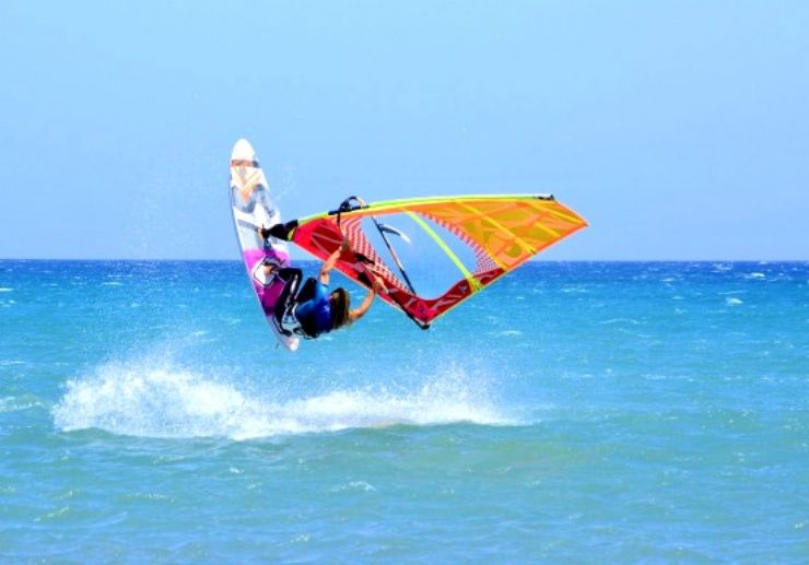 Fuerteventura windsurfing course