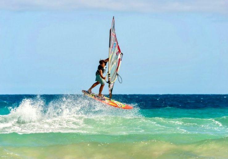 Windsurf course Fuerteventura