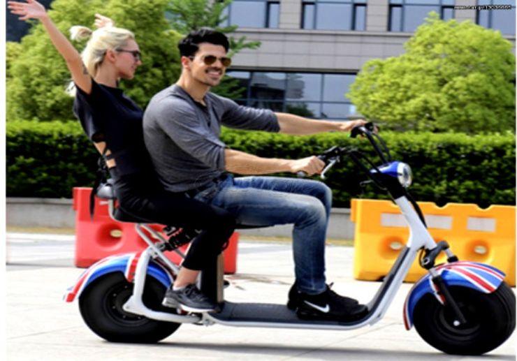 e-scooter chopper rental