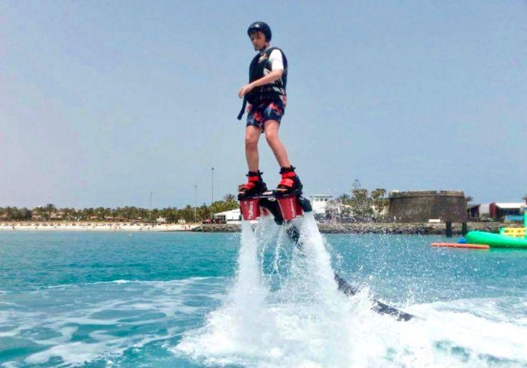 Flyboard experience Caleta de Fuste