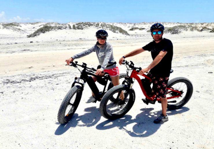 North Fuerteventura Electric bike tours from Lanzarote