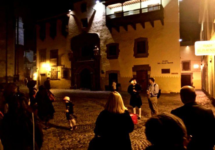 Columbus theatrical tour Gran Canaria