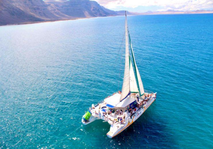 Sailing excursions in Lanzarote