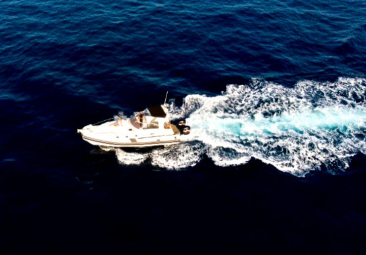 Luxury boat charter Tenerife south
