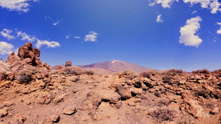 Visit Teide on a Buggy followed by jet ski safari