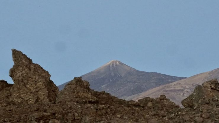 Tour Teide in the evening on mini bus