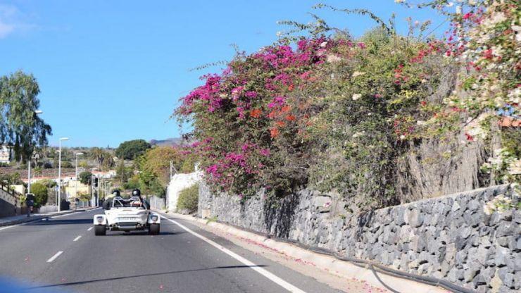 La Gomera scenic trike tour