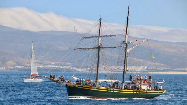 Pirate ship sailing experience Fuerteventura
