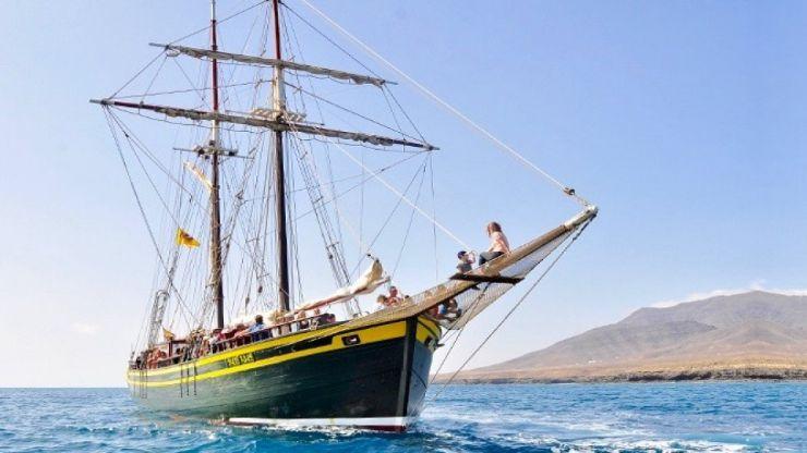 The pirate experience in Fuerteventura