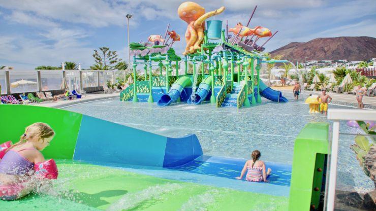 Lanzarote Aqualava waterpark