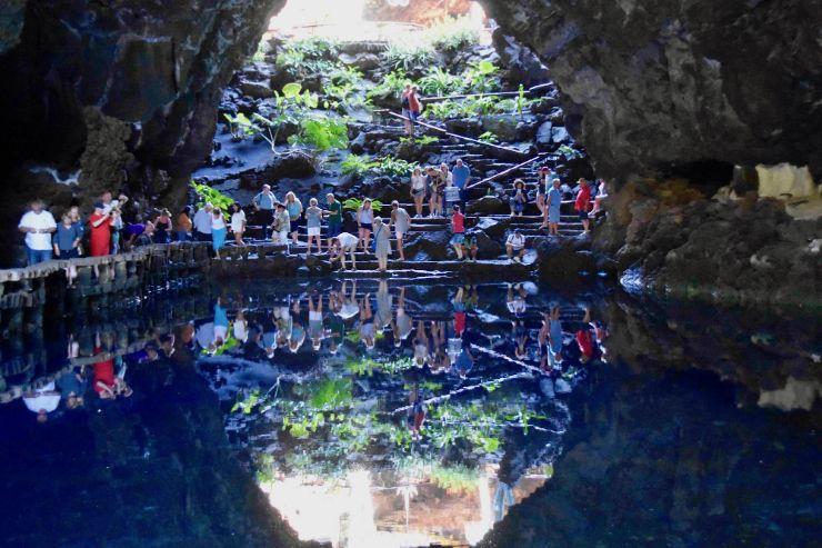 Visit Jameos del Agua on Lanzarote Grand Tour