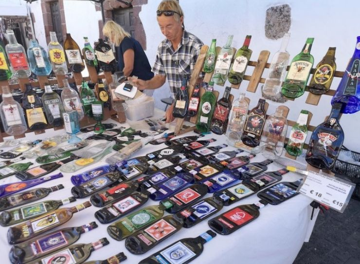 Shopping Lanzarote Teguise Sunday Market