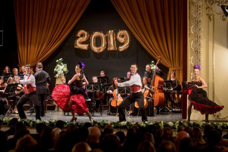 Budapest gala concert dance show