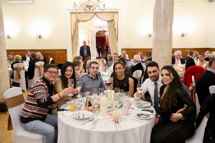celebrate new year eve in Budapest