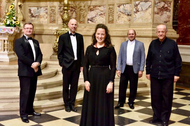 Budapest organ concert performers