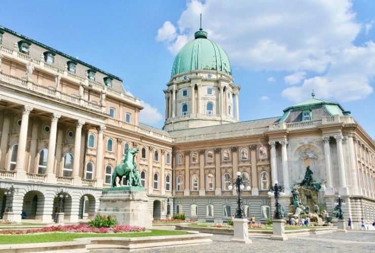 Budapest guided Gran Tour