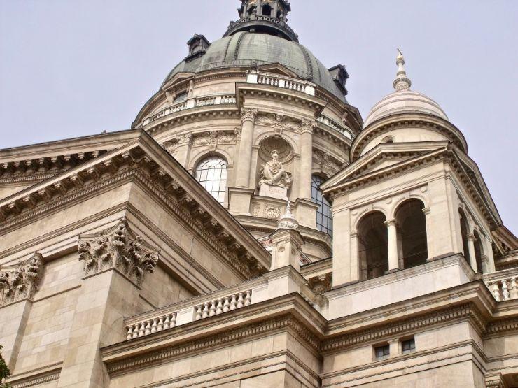 Saint Stephens basilica Budapest